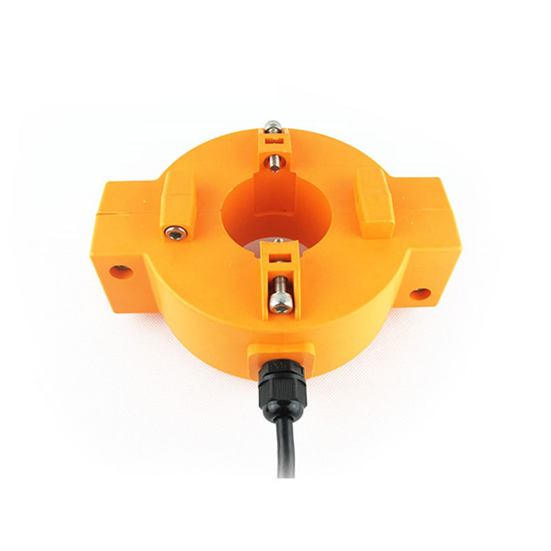 Low Voltage Outdoor Split Core Type Current Transformer Resin Casting 55mm Dia