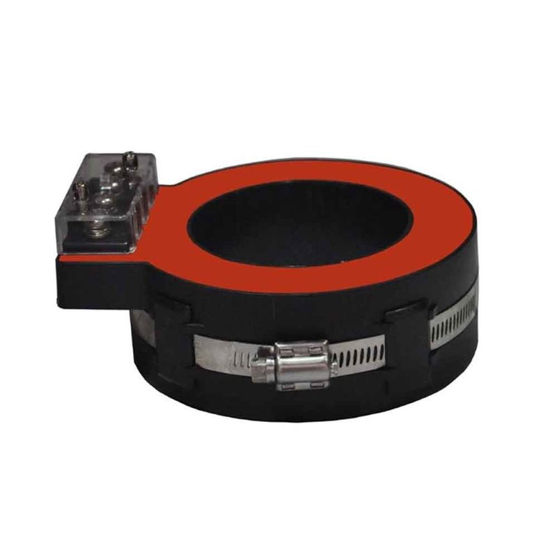11KV Zero Sequence Current Transformer , Ring Current Transformer ZCT High Performance